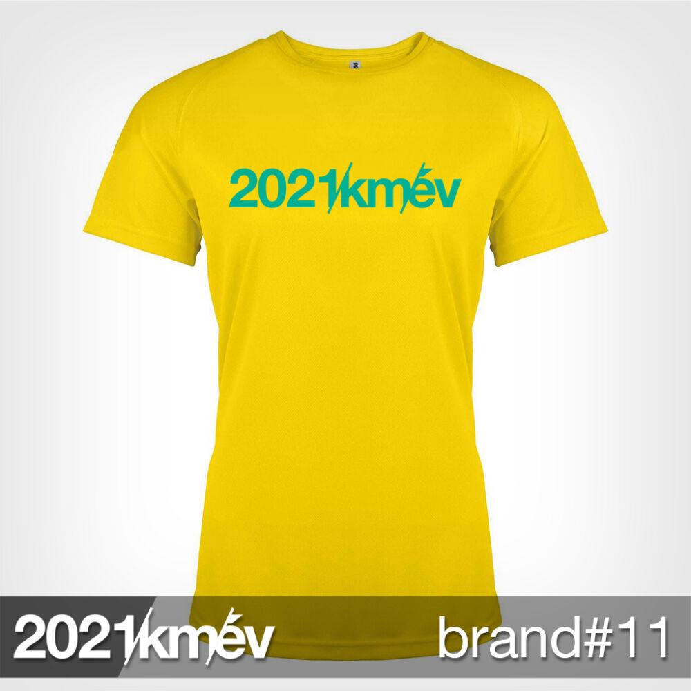 2021 / év / km - BRAND 11 póló - NŐI