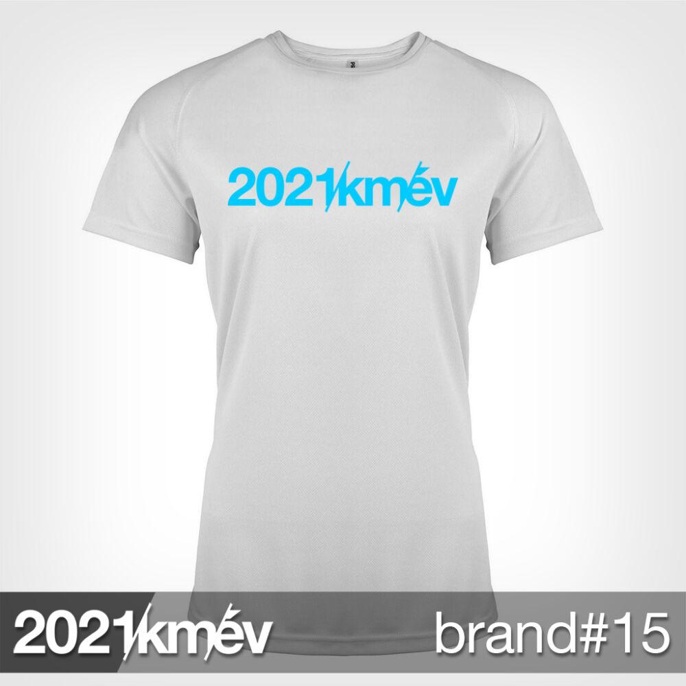 2021 / év / km - BRAND 15 póló - NŐI