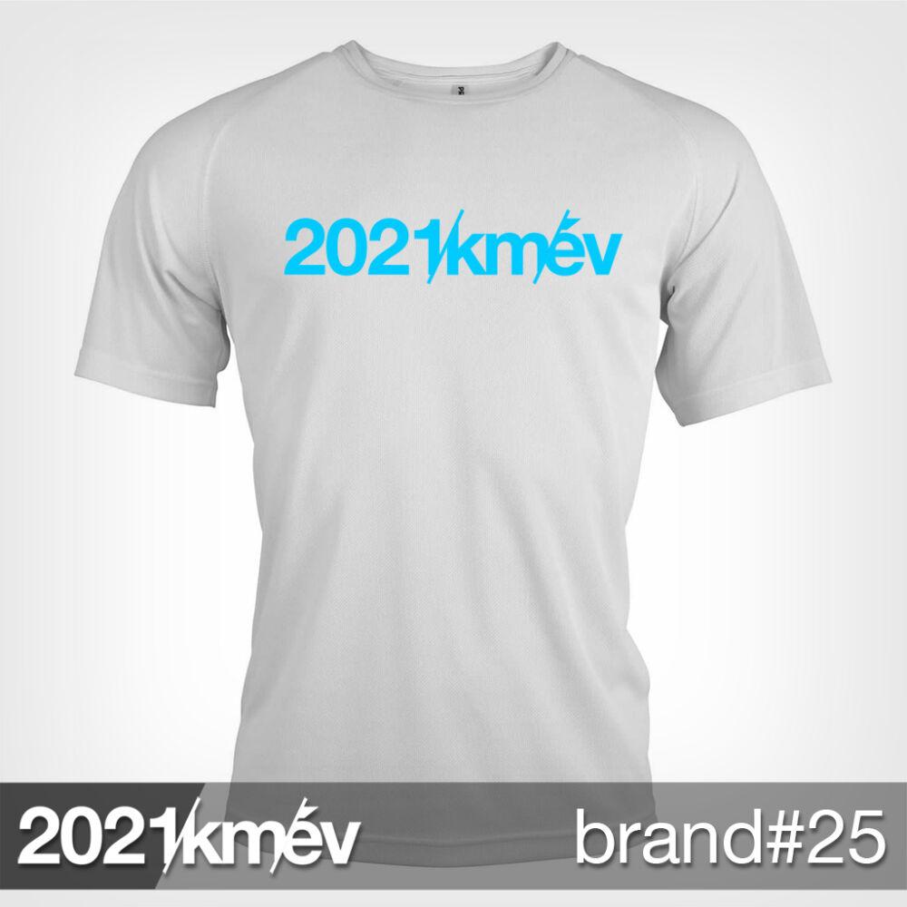 2021 / év / km - BRAND 25 póló - FÉRFI