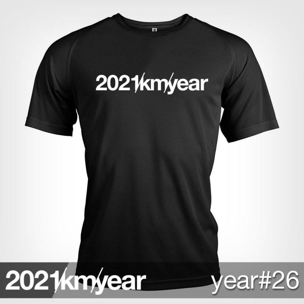 2021 / year / km - YEAR 26 t-shirt - MAN