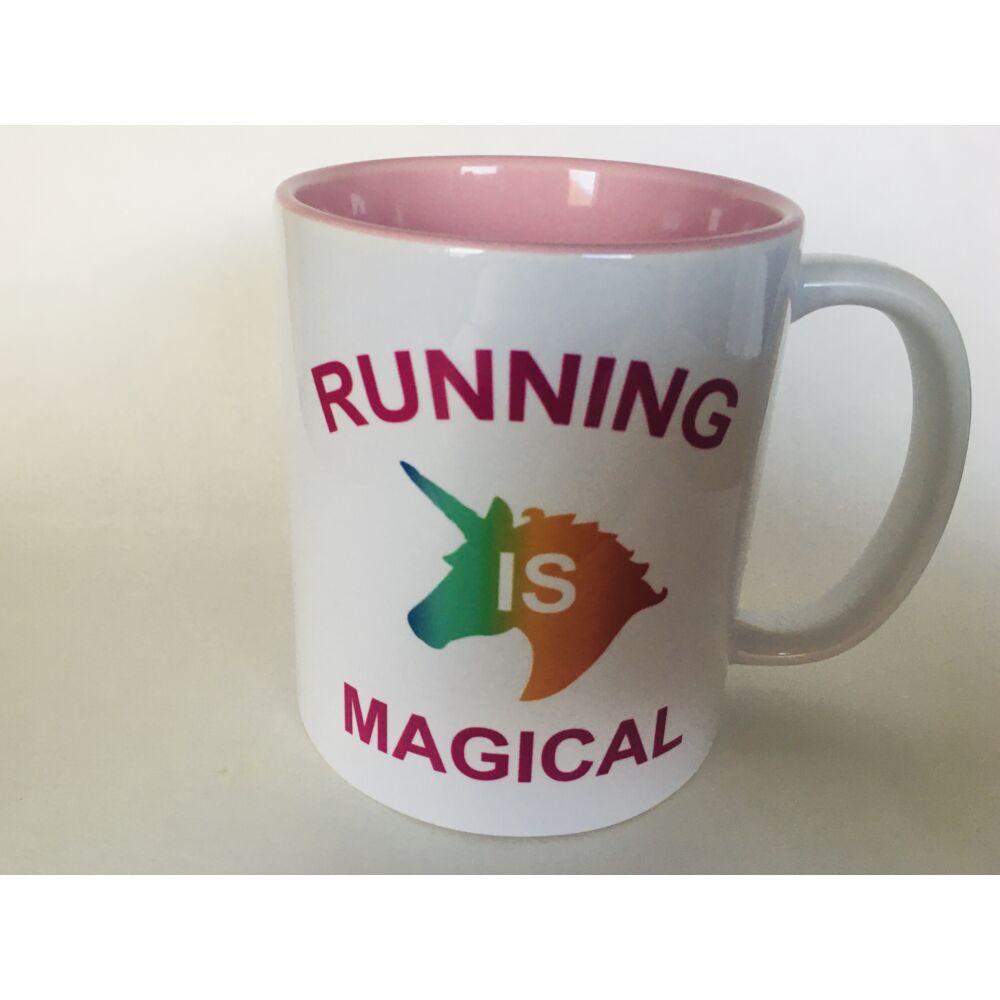 Running Is Magical bögre