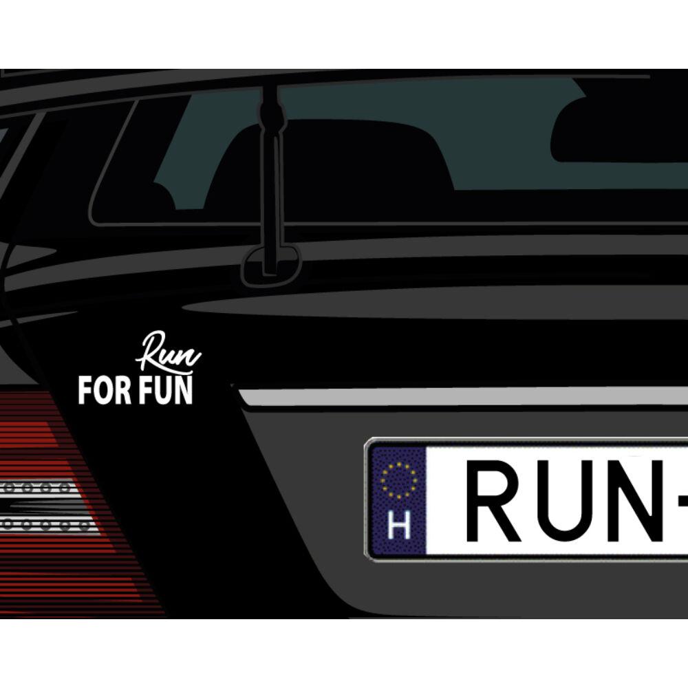 Run for Fun autómatrica