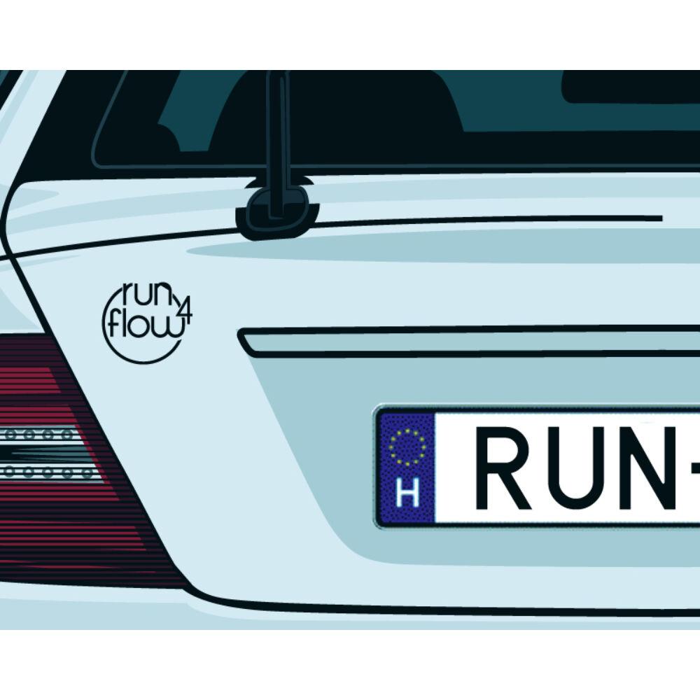 Run 4 Flow circle autómatrica