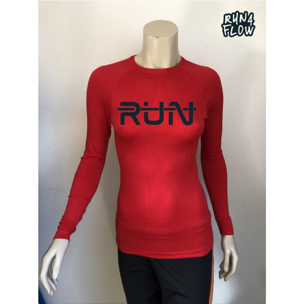 PIROS RUN- technikai aláöltöző