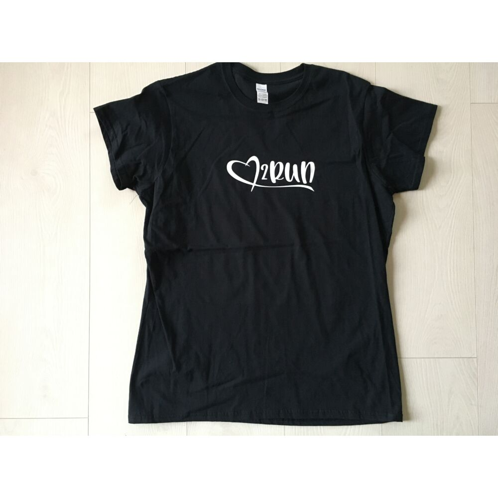 NŐI 2XL MÉRET - Love to Run rövid ujjú póló