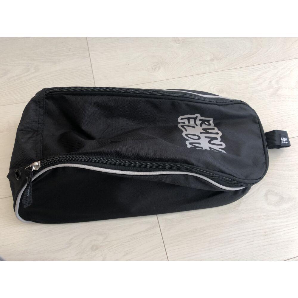 R4F cipőtartó táska, fekete/szürke