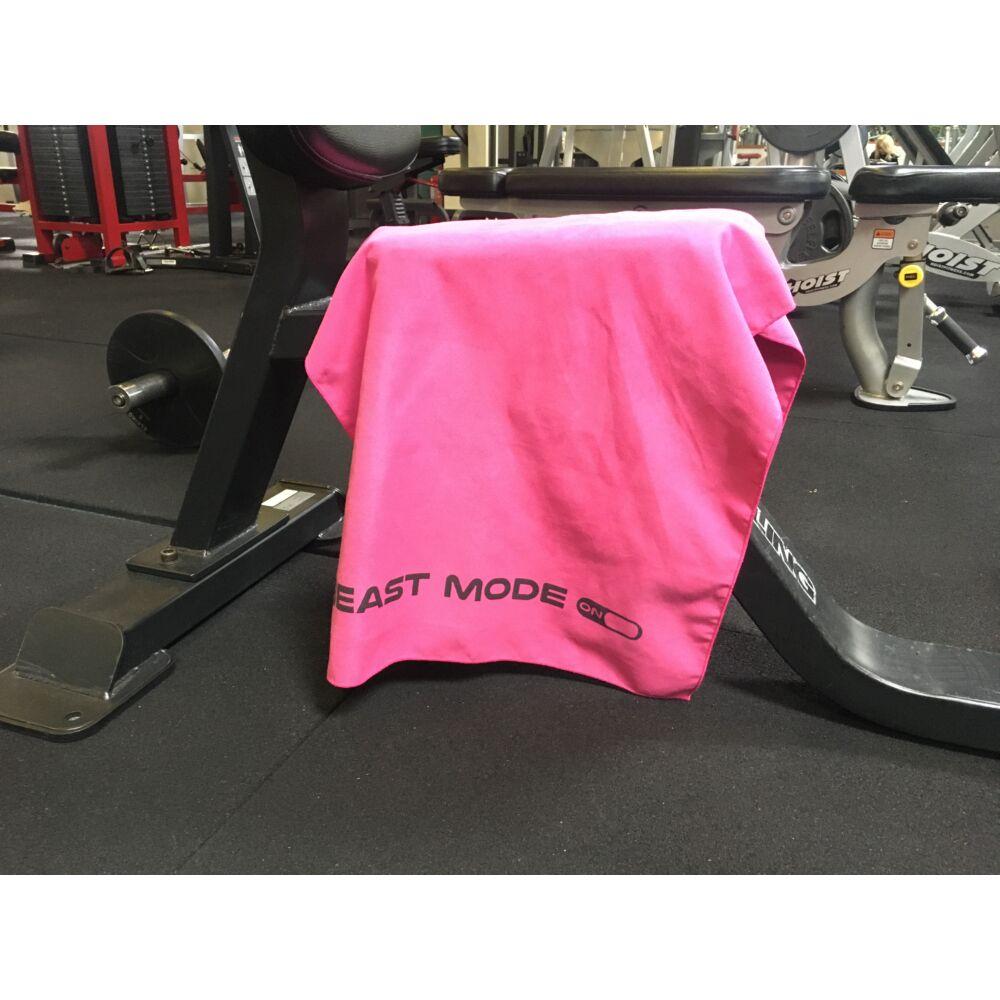 Beast mode ON törölköző