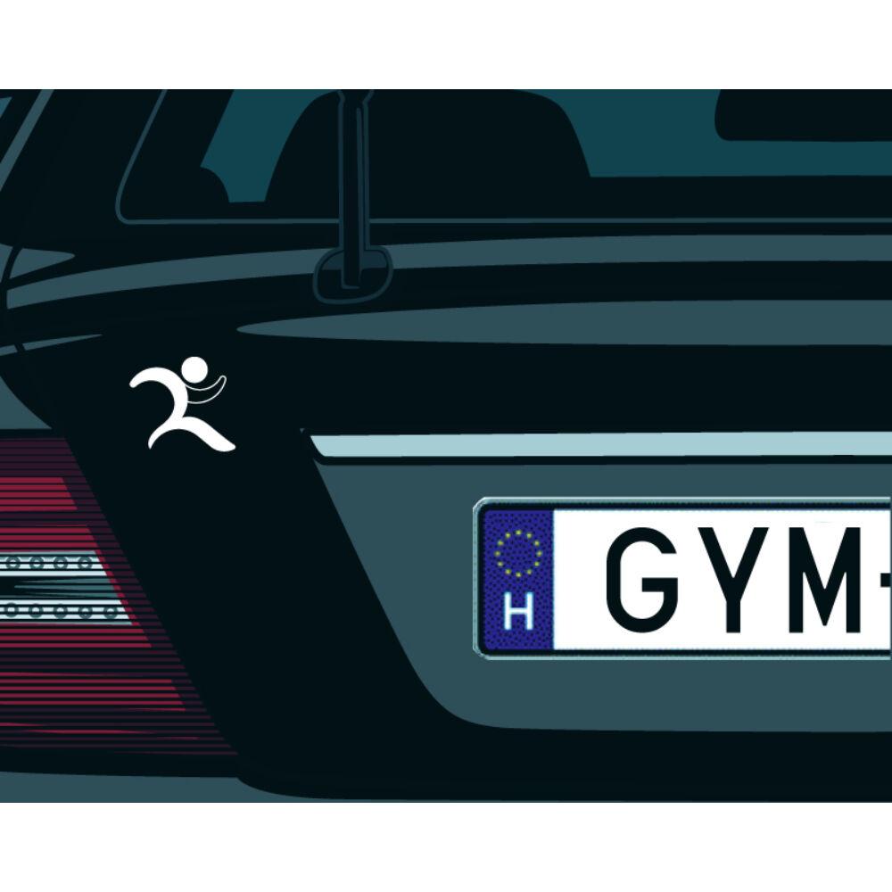 Ne pánikolj, sportolj autómatrica