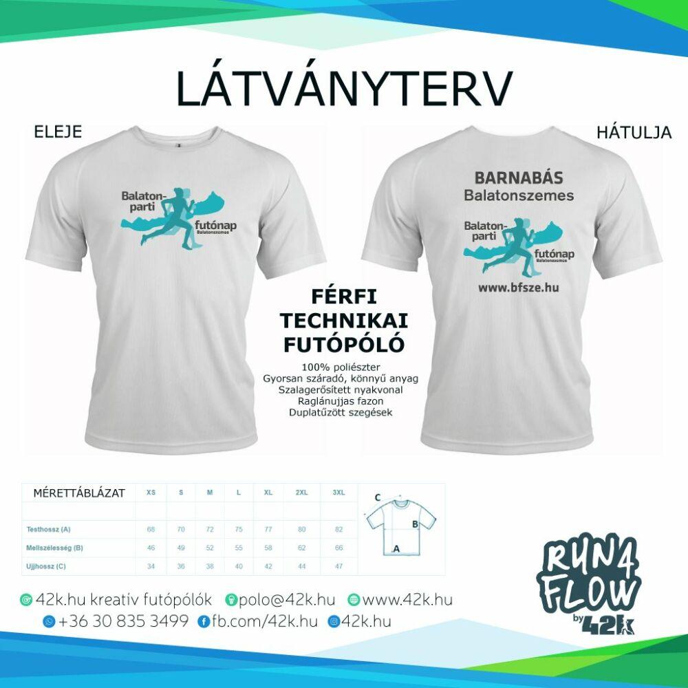 Balaton-parti futónap 2019 póló