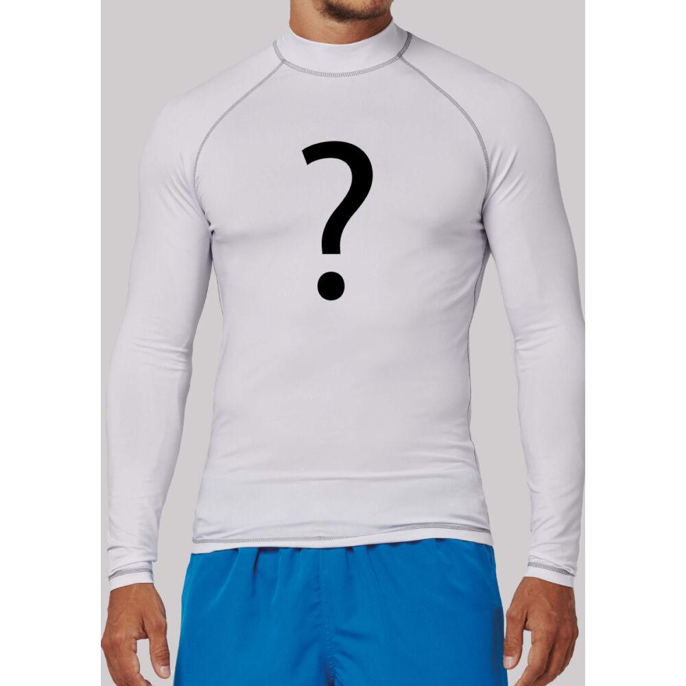 UV-védős hosszú ujjú SUP póló - Egyéni grafikával