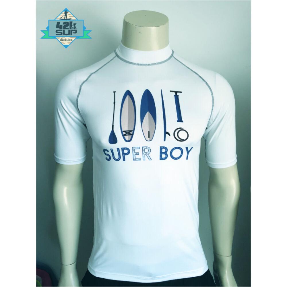 UV-védős SUP póló - SUPer BOY