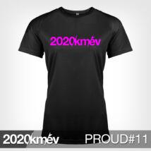 2020 / év / km - PROUD 11 póló - NŐI