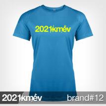 2021 / év / km - BRAND 12 póló - NŐI