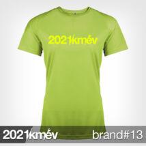 2021 / év / km - BRAND 13 póló - NŐI