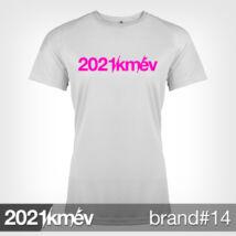 2021 / év / km - BRAND 14 póló - NŐI