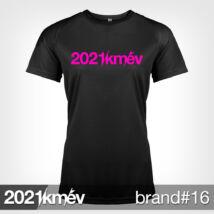 2021 / év / km - BRAND 16 póló - NŐI