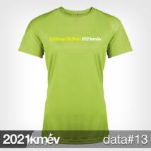 2021 / év / km - DATA 13 póló - NŐI