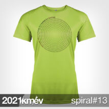 2021 / év / km - SPIRÁL 13 póló - NŐI