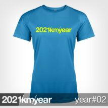 2021 / year / km - YEAR 02 t-shirt - WOMAN