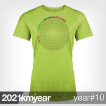 2021 / year / km - YEAR 10 t-shirt - WOMAN