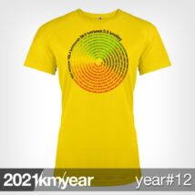 2021 / year / km - YEAR 12 t-shirt - WOMAN