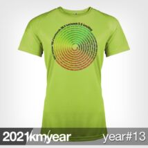 2021 / year / km - YEAR 13 t-shirt - WOMAN