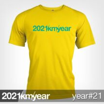 2021 / year / km - YEAR 21 t-shirt - MAN