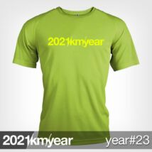 2021 / year / km - YEAR 23 t-shirt - MAN