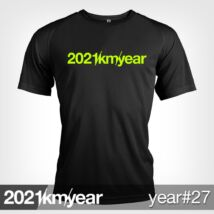 2021 / year / km - YEAR 27 t-shirt - MAN