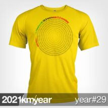 2021 / year / km - YEAR 29 t-shirt - MAN