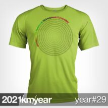 2021 / year / km - YEAR 30 t-shirt - MAN