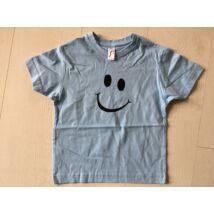 GYEREK - SMILEY rövid ujjú póló