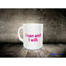 I can and I will. Watch me. bögre