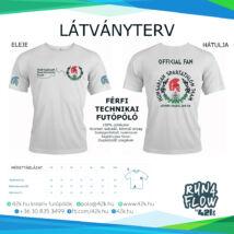 Spartathlon 2020 szurkolói póló - FÉRFI