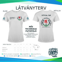 Spartathlon 2020 szurkolói póló - NŐI
