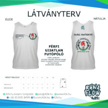 Spartathlon 2020 szurkolói trikó - FÉRFI