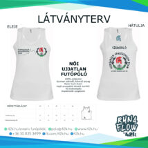 Spartathlon 2020 szurkolói trikó - NŐI