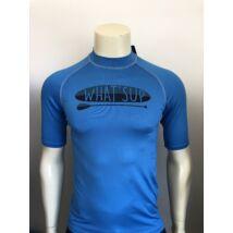 UV-védős SUP póló - what'SUP kék