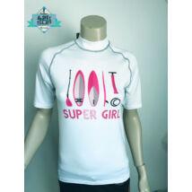 UV-védős SUP póló - SUPer GIRL