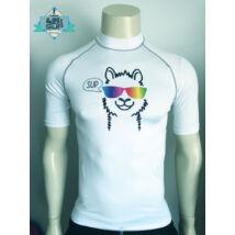 UV-védős SUP póló - Llama